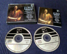 2CD BACH Johannes Passion Herreweghe Collegium Vocale Gent Chapelle Royale PARIS