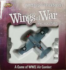 Wings of War: Airplane Pack WWII series I - Grummann F4 F-3 Wildcat (Galer)