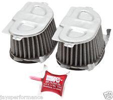 Kn air filter Reemplazo Para Yamaha XS650 76-79 (2 Por Caja)