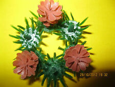 5 Stück Kerzenkranz für Lichterbögen, Ersatzkränze, Dekorationskranz, Dekokranz