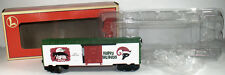 1990's Lionel Trains O Scale Vapor Records Happy Holidays Boxcar 6-26208 OB