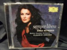 Anna Netrebko - Sempre Libera  -Claudio Abbado & Mahler Chamber Orchestra