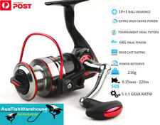 Fishing Reel Size 2000 Best Value Spin Reels | Big Brand Quality | Strong Drag
