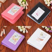 64Pockets Instant Photo Album Case For Fujifilm Instax Mini7s8 25 50s90 Polaroid