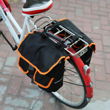 Outdoor Bicycle Rear Seat Bag Waterproof Large Capacity Bike Saddle Pannier SG