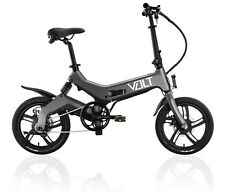 VOLT Folding Electric e-Bike Foldable Fold Up eBike Bicycle 16 inch Compact 36V