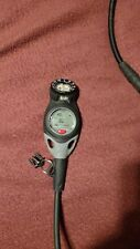 mares puck air w/compass, drak usb interface, user guide disk, and extra face...
