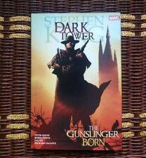 Stephen King's The Dark Tower The Gunslinger Born Graphic Novel Hardcover