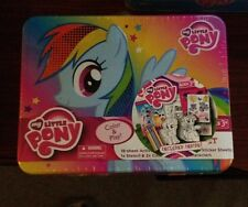 My Little Pony: Rainbow Dash Art Set in a Tin Activity Set Arts Craft Color NEW