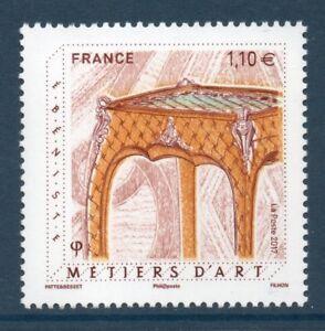 TIMBRE 5197 NEUF XX  - METIERS D'ART - EBENISTE - TABLE EN CABARET
