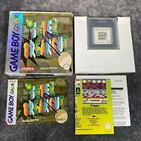 Super Breakout Nintendo Game Boy Color Game Boxed Complete Genuine Arcade