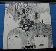 BEATLES REVOLVER XEX 606-1 <MONO> UK LP 1st Pressing August 1966 EX/EX