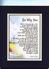 #51 Gift Present Poem For My Son
