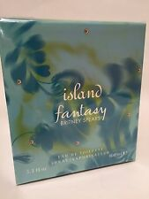 FANTASY ISLAND By Britney Spears PERFUME FOR WOMEN 3.3 OZ SEALED IN BOX