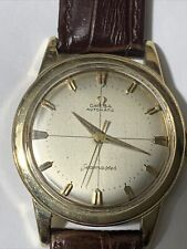 Omega Vintage Seamaster  14 K automatic Cal 500 Movement Watch