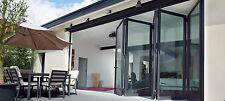 Reynaers Aluminium Bi fold Door Bi folding Doors Patio Top Quality FreeDelivery