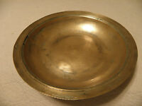 Vintage brass middle eastern bowl