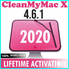 CleanMyMac X FULL VERSION ✔ LIFETIME ACCESS 🔐INSTANT DELIVERY ✅