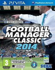 Football Manager Classic 2014 - Jeu Playstation VITA / PS Vita - Neuf