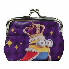 Minions The Movie 'One In A Minion' Kisslock Purse Brand New Gift