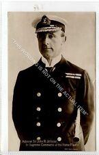 (Ga7751-100) Real Photo of Admiral Sir John Jellicoe 1915 Used VG-EX