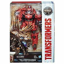 Hasbro Transformers Mv5 The Last Knight Deluxe Class Scorn Action Figure