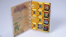 The Legend of Zelda Game Card Case: Nintendo Switch Cartridge Holder & Organizer