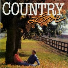 Country Love by Various Artists (2 CD Set, 1995, Heartland Music)