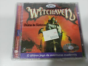 Witchaven juego para PC Cd-rom Softkey Portuguese Edition Nuovo