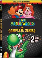 Super Mario World: The Complete Series [2 Discs] DVD Region 1