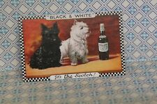 DOLLS HOUSE ( Retro  Metal Sign =   SCOTCH