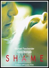 Shame    2011 Movie Posters Classic Films