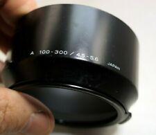 Lens Hood Shade for Minolta Maxxum AF 100-300mm f4.5-5.6 A AF Genuine OEM