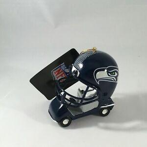 Seattle Seahawks Football Field Car Team Ornament NFL Team Sports America