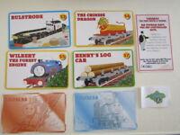 ERTL 1998 THOMAS THE TANK ENGINE & FRIENDS TRADE CARDS Variants (e13)
