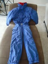 Killy Vintage Snow Suit 80's Men's size 42