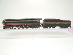 Bachmann N 82153 N&W J Class 4-8-4 steam locomotive, DCC, sound
