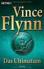 Das Ultimatum: Roman von Flynn, Vince | Buch | Zustand gut