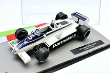 FORMULA ONE F1 1/43 MODEL BRABHAM CARS BT49 CAR MODEL DIECAST IXO MINIATURES