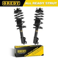 Prime Choice Auto Parts CST100111 Quick Install Complete Strut Assembly For Front Left Drivers//Right Passengers