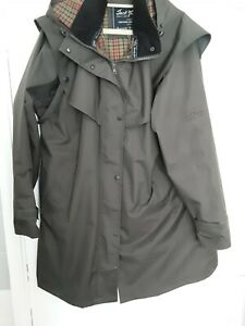 Ladies Jack Murphy Waterproof Jacket Size 16 VGC