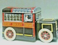 Hershey Chocolate Candy Milk Truck Tins 2000 Advertising Collector Tin
