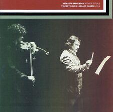 HORATIU RADULESCU : INTIMATE RITUALS - VINCENT ROYER, GERARD CAUSSE / CD