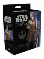 Rebel Specialists Personnel Expansion Star Wars: Legion FFG NIB