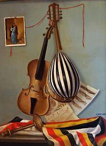"""Quadro Gajoni Adriano, Milano 1913-1965 """" NATURA MORTA """""""