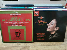20 Classical / Opera Box Set Vinyl Lp lot Free Postage Uk Buyers Only. (Lot 5)