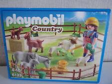 Playmobil Country 6133 Tierweide (Bauernhof) - Neu und unbespielt