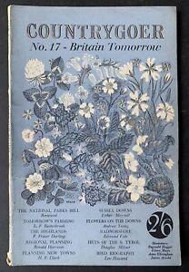Eileen Mayo COUNTRYGOER 1949 Magazine Edward Ardizzone Advert