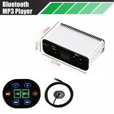 DC 12V Motorrad Dirt Bike Bluetooth MP3 FM Radio Player mit LED Fernbedienung