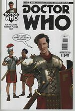 Doctor Who #13 New Adventures with the 11th Doctor comic book TV show series